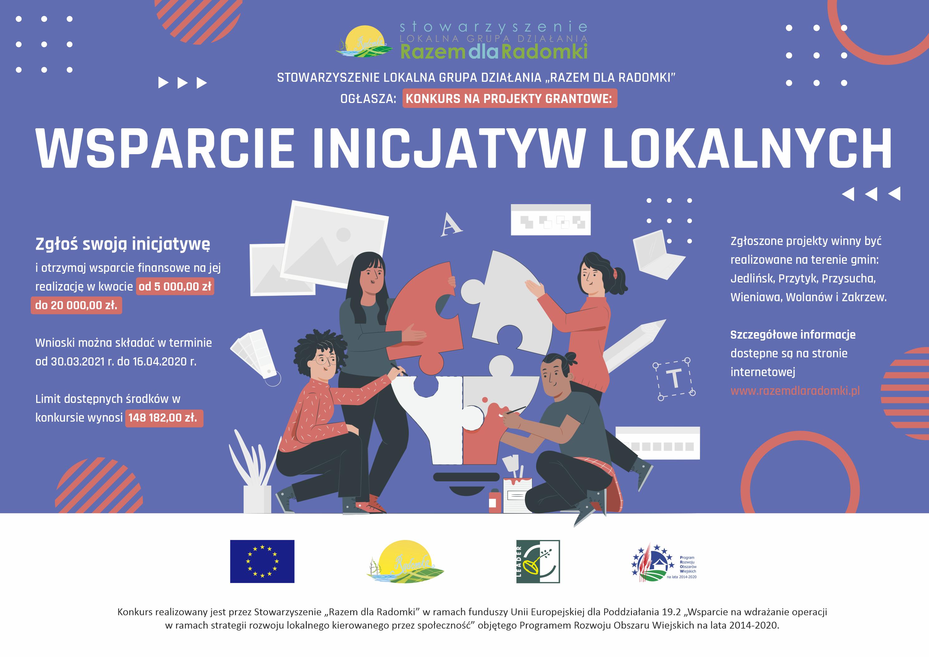 Wsparcie Inicjatyw Lokalnych